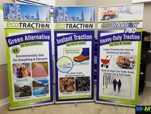 custom pop up banners