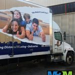 Richmond Hill Custom Signs Motropolitan Truck 1 150x150