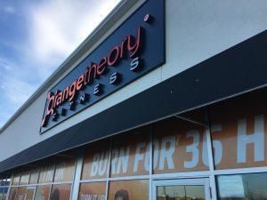 custom storefront signage